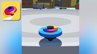 Spinner.io - Gameplay Trailer (iOS)