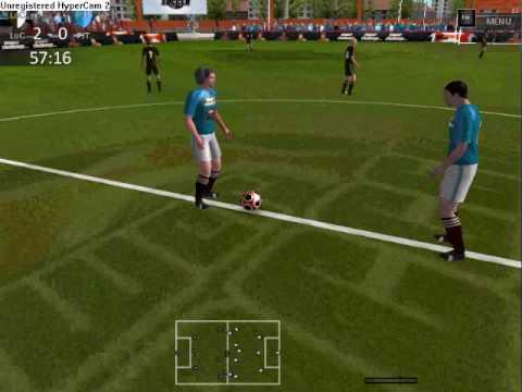 Power Soccer One Of The Best Online Soccer Games Youtube