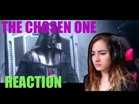 Star Wars: The chosen One Reaction