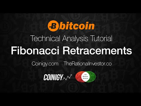 Bitcoin Fib Tutorial - Fibonacci Retracements - Bitcoin Technical Analysis