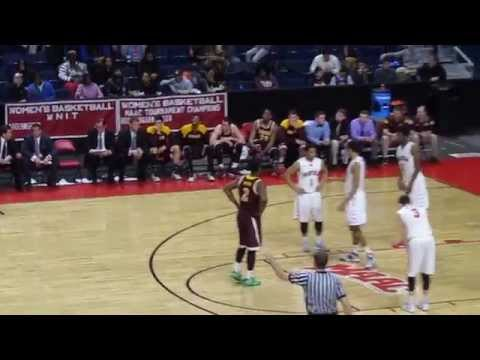 Iona Gaels vs Fairfield Stags - Men's Basketball - 2nd Half Video Highlights - February 10, 2015