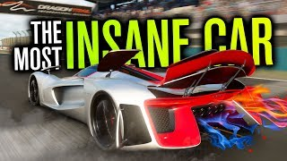 THE MOST INSANE CAR IN ANY GAME! | Gran Turismo Sport