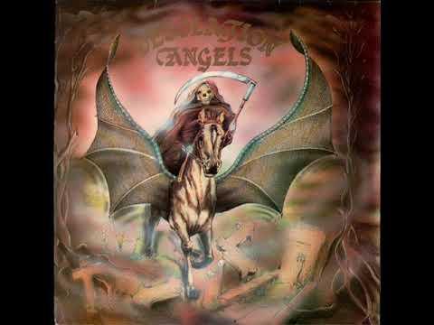 Desolation Angels- Desolation Angels (FULL ALBUM) 1986