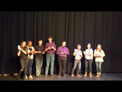 """Be My Friend"" UTA musical theater spring showcase"