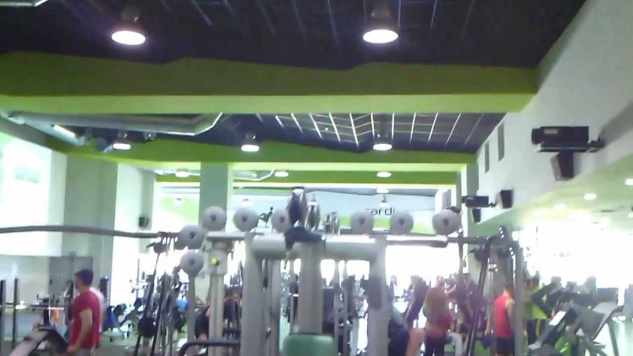 Gym dreamfit youtube for Gimnasio dreamfit