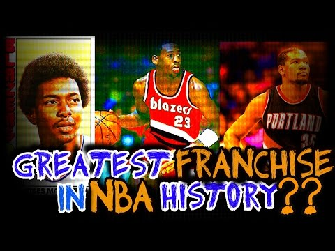 How the Trailblazers Could Have been the NBA