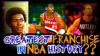 How the Trailblazers Could Have been the NBA's Greatest Franchise!
