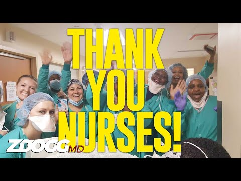 A Nurses Week Message From A Doctor