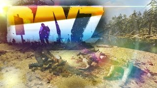 DayZ - A Scary Situation!  (DayZ Standalone Funny Moments with The Crew!)