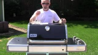 Assembling The Weber E310 Bbq Grill