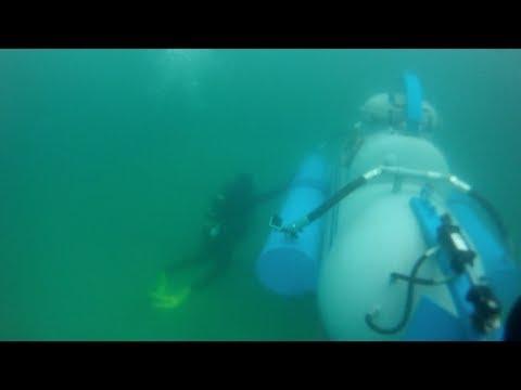 How it's Made (propane tank submarine)