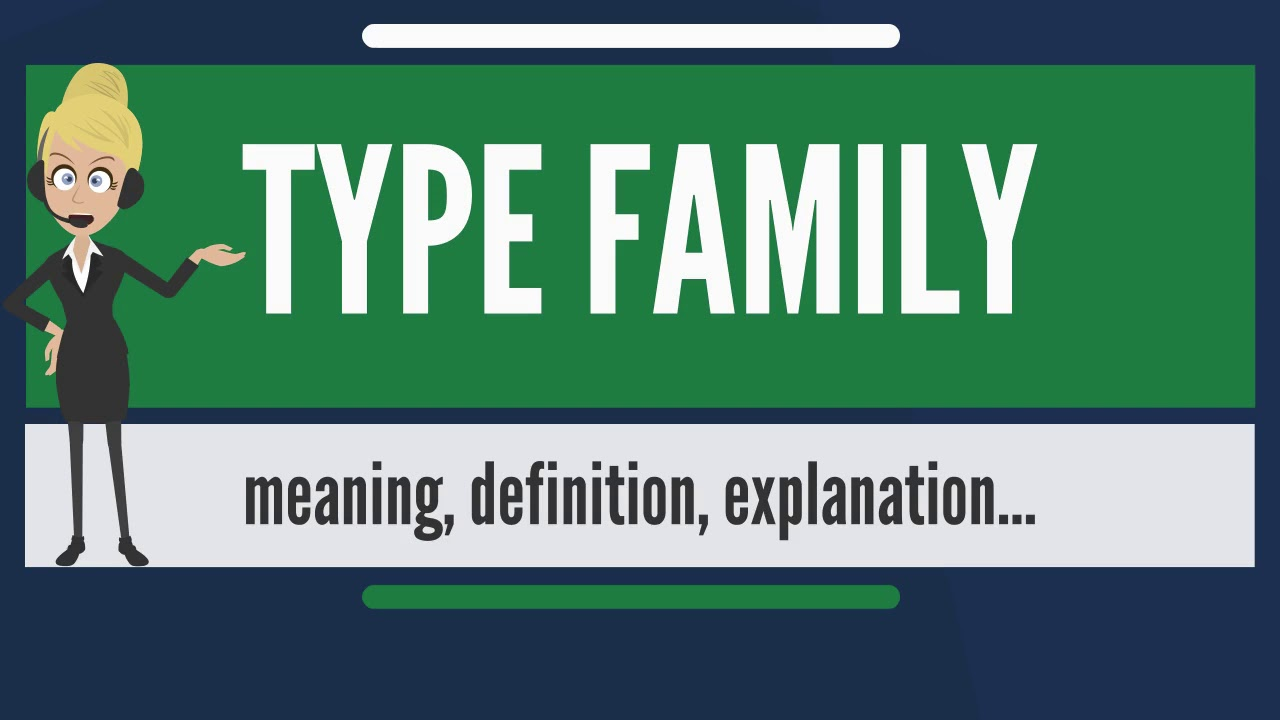 family type A family type parameter for swappable subcomponents i'm sure a lot of you have seen this before and its a really powerful tool i'm referring of course to the ability to have family type parameters in a family for nested sub components.