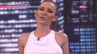 Nikolija - Kako posle mene - Nedeljno popodne kod Lee Kis - (TV Pink 12.10.2014.)