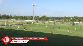 Cenk ENin Osmanlбspora attбПб 1. gol