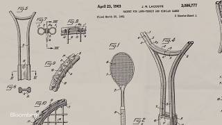 How Tennis Rackets Got Their Shape