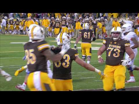 Inside Wyoming Football (2016 Season - Episode 9)