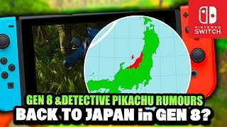 Will Pokemon Gen 8 Take Place in Niigata Japan for Pokemon Switch 2019 & Detective Pikachu Rumour!?
