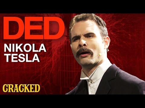 DED Talks: How Nikola Tesla Became Your Favorite Weirdo