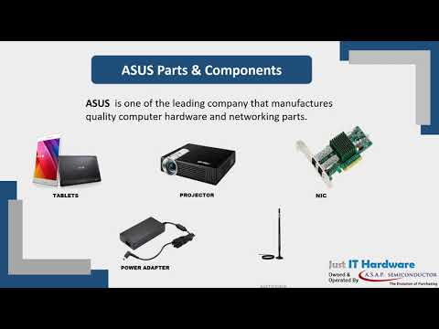 ASUS Parts And Components - Just It Hardware