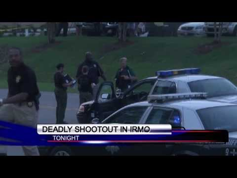 Suspect dead following robbery in Richland County