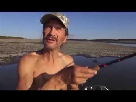 Рыбалка на реке Алдан. Выпуск 161. Эфир от 04.11.14