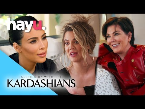 Sh*t The Kardashians Say | Keeping Up With The Kardashians