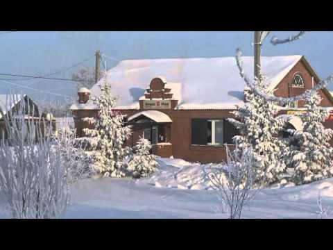 Тетюши зимой часть 3