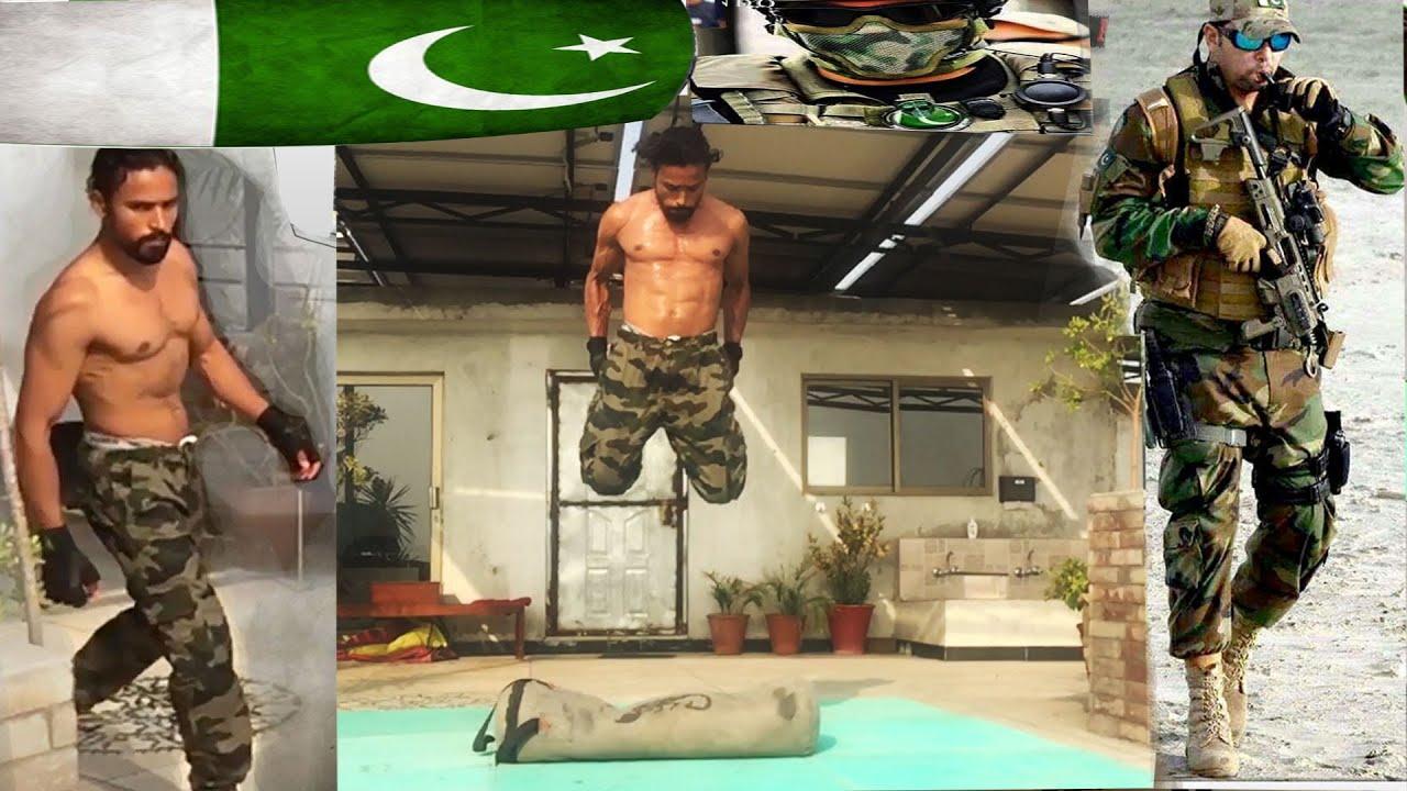 Hum Tere Sipahi Hai | Pakarmy ssg commando Action & song Impressive martial arts By Mazhar khan