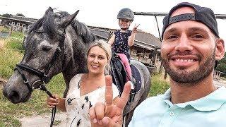 Unser Pferd ist da 🤗