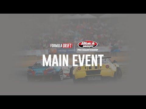 Formula DRIFT - St Louis 2019 - Main Event LIVE!