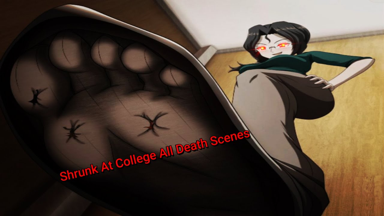 Download Giantess Game Shrunk at The College RPG All Death scenes