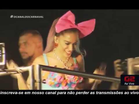 Anita Ao Vivo no Carnaval de Salvador 2018 - Circuito Barra