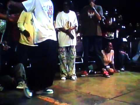 Lil C And Tee Flii Vs Crush And B-dash
