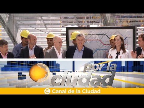 """<h3 class=""""list-group-item-title"""">Se inauguraró el Centro de Trasbordo Constitución - Por la ciudad</h3>"""