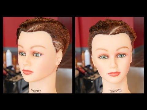Ruby Rose Haircut Tutorial