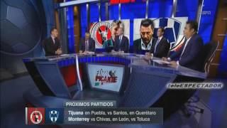 Analisis del TIJUANA vs MONTERREY - Jornada 3 Apertura 2017 - Futbol Picante