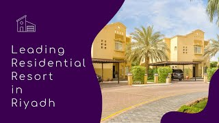 Best Compound in Riyadh - Al Nakhla Residential Resort