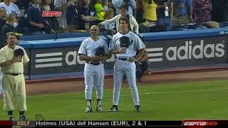 2008 MLB New Yankees vs  Last game at OLD Yankee stadium part 1
