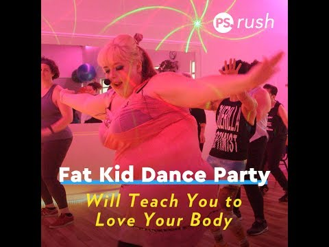 Fat Kid Dance Party Will Teach You to Love Your Body thumbnail