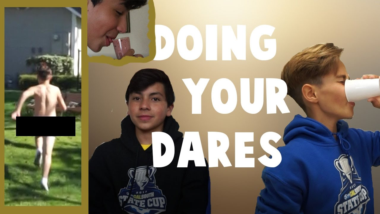 Doing Your Dares- Streaking - Youtube-7170