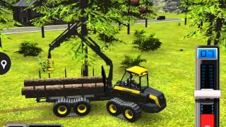 farming simulator 16 logging