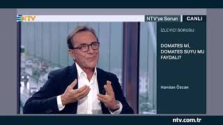 Osman Müftüoğlu ile NTV'ye Sorun 25 Eylül 2018