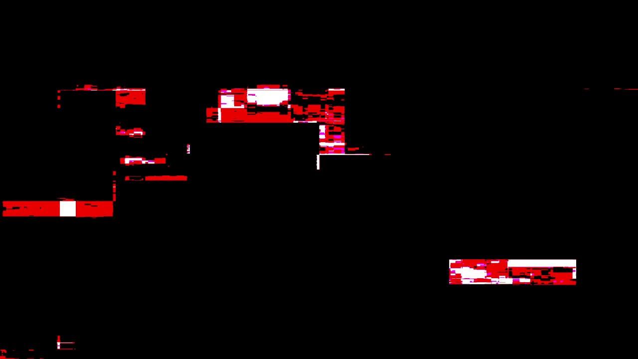 Glitch effect overlay VFX Free download vol.1
