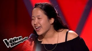 """Dulguun.G - """"Zombie"""" - Blind Audition - The Voice of Mongolia 2018"""