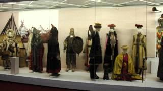 видео Фольклорно-этнографический музей «Русская изба»