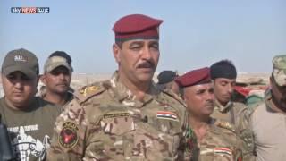 القوات العراقية تطوق مدينة الفلوجة