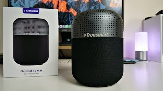Tronsmart Element T6 Max TWS Bluetooth Speaker / 60W / 360 Sound / £78 - Any good?