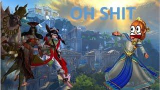 SMITE - The Fobidden Gamemode