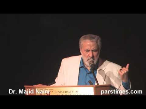 Dr. Majid Naini - Rumi's Magical Prescription for World Peace