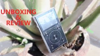 FiiO X1 - II 2nd Gen Portable Music Player Unboxing and Review | HOWISIT